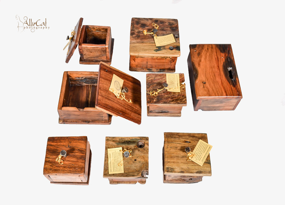 Dhow Wooden Boxes