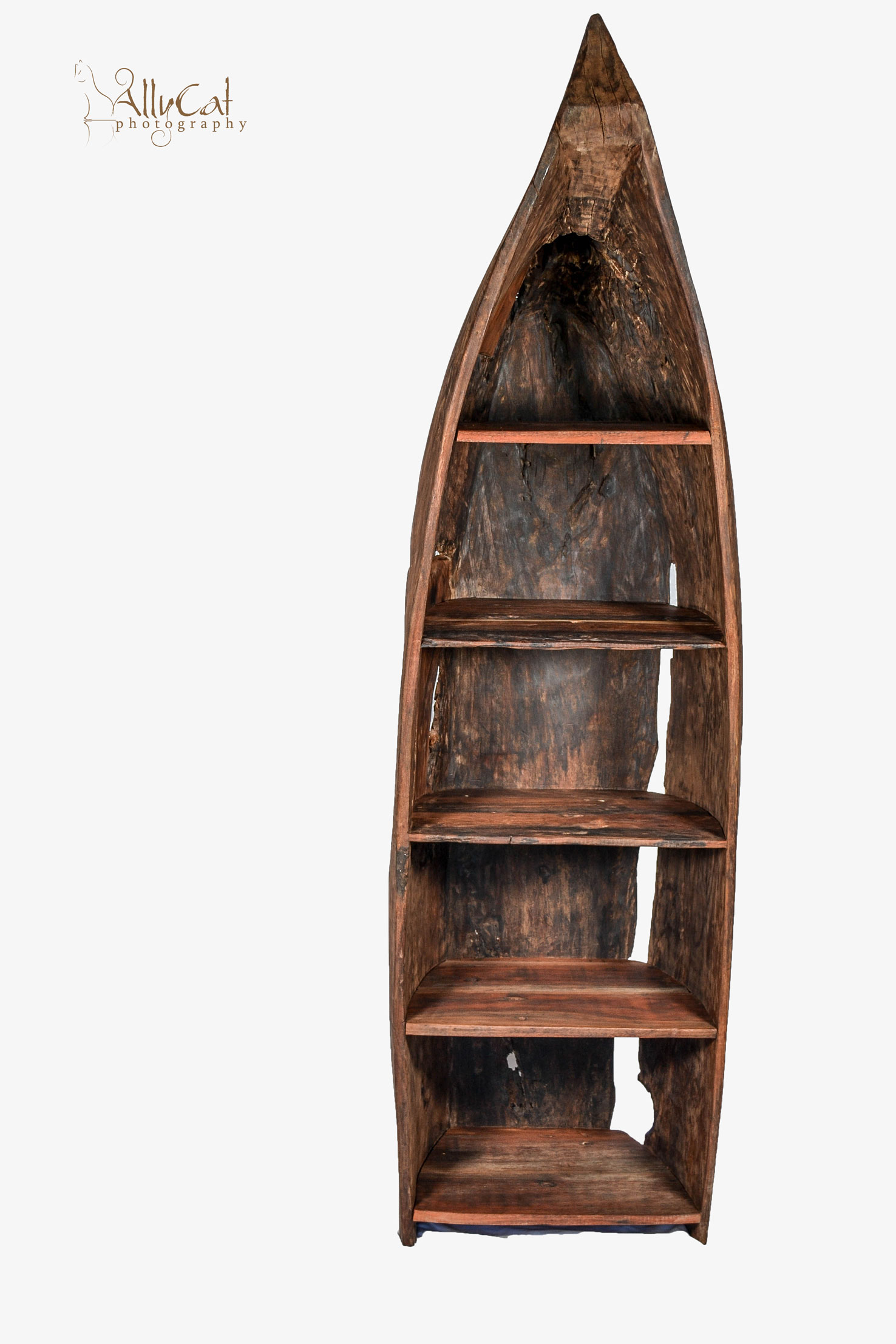 Dhow Wooden Boat Shelves Licious