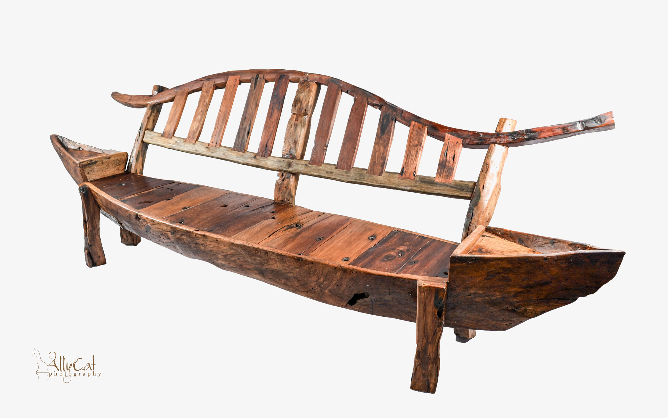 Complete Boat Bench