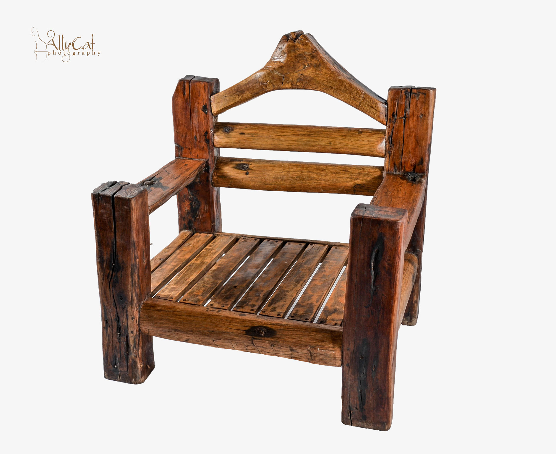 Dhow Wood Single Sofa Chair