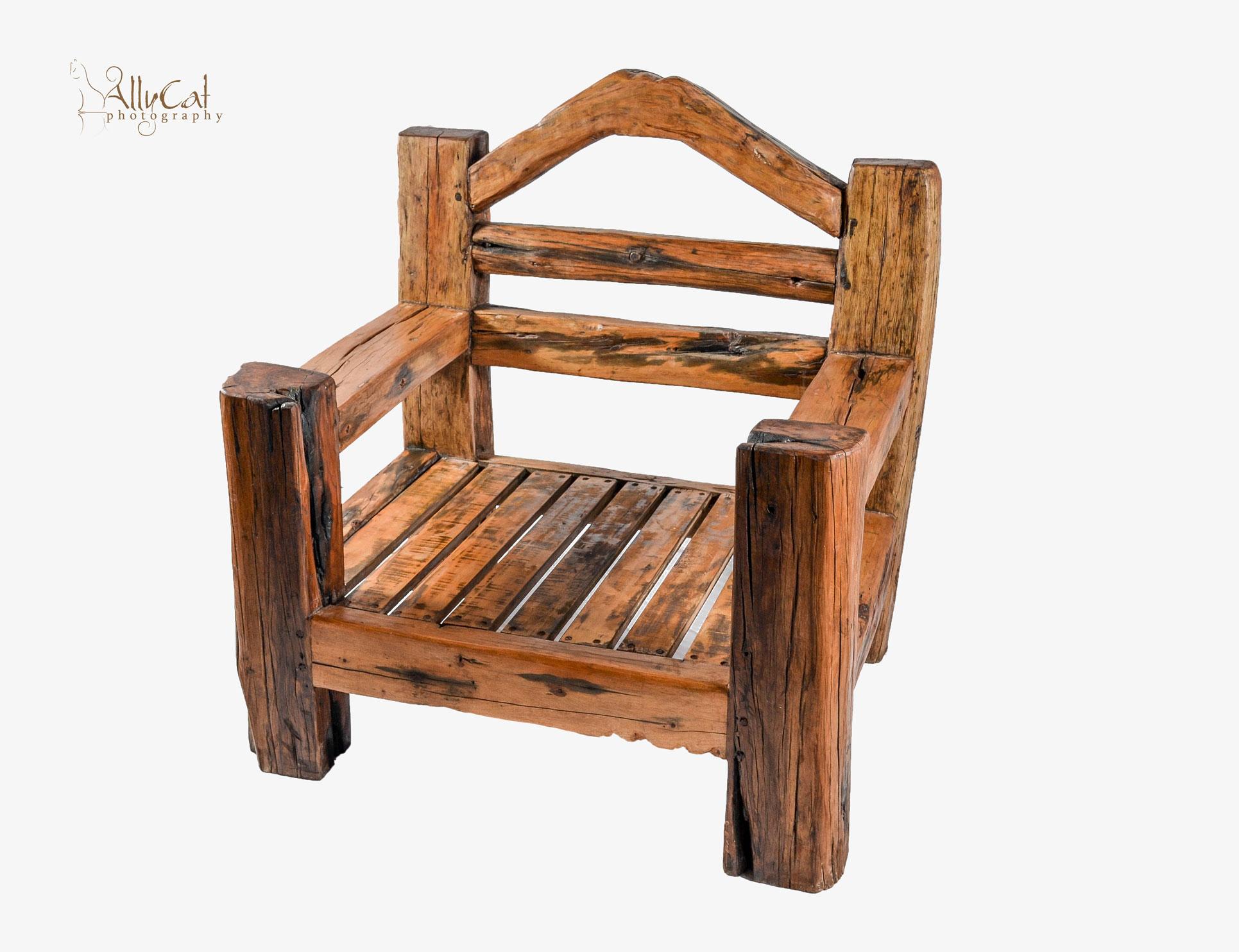 Dhow Wood Single Sofa Chair