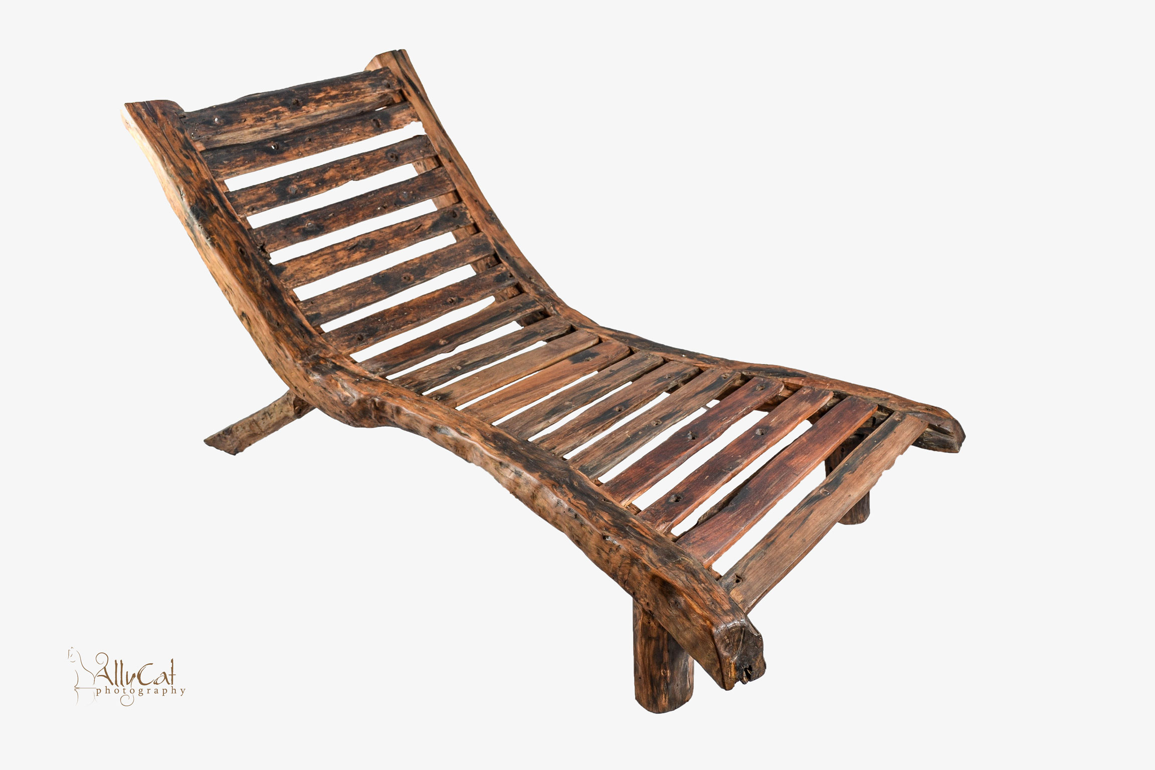 Dhow Wood Double Pool Bed