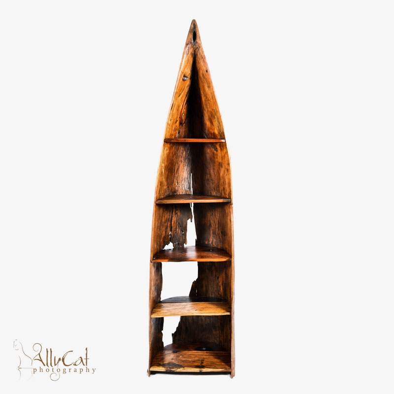 Dhow Boat Shelf - SOLD
