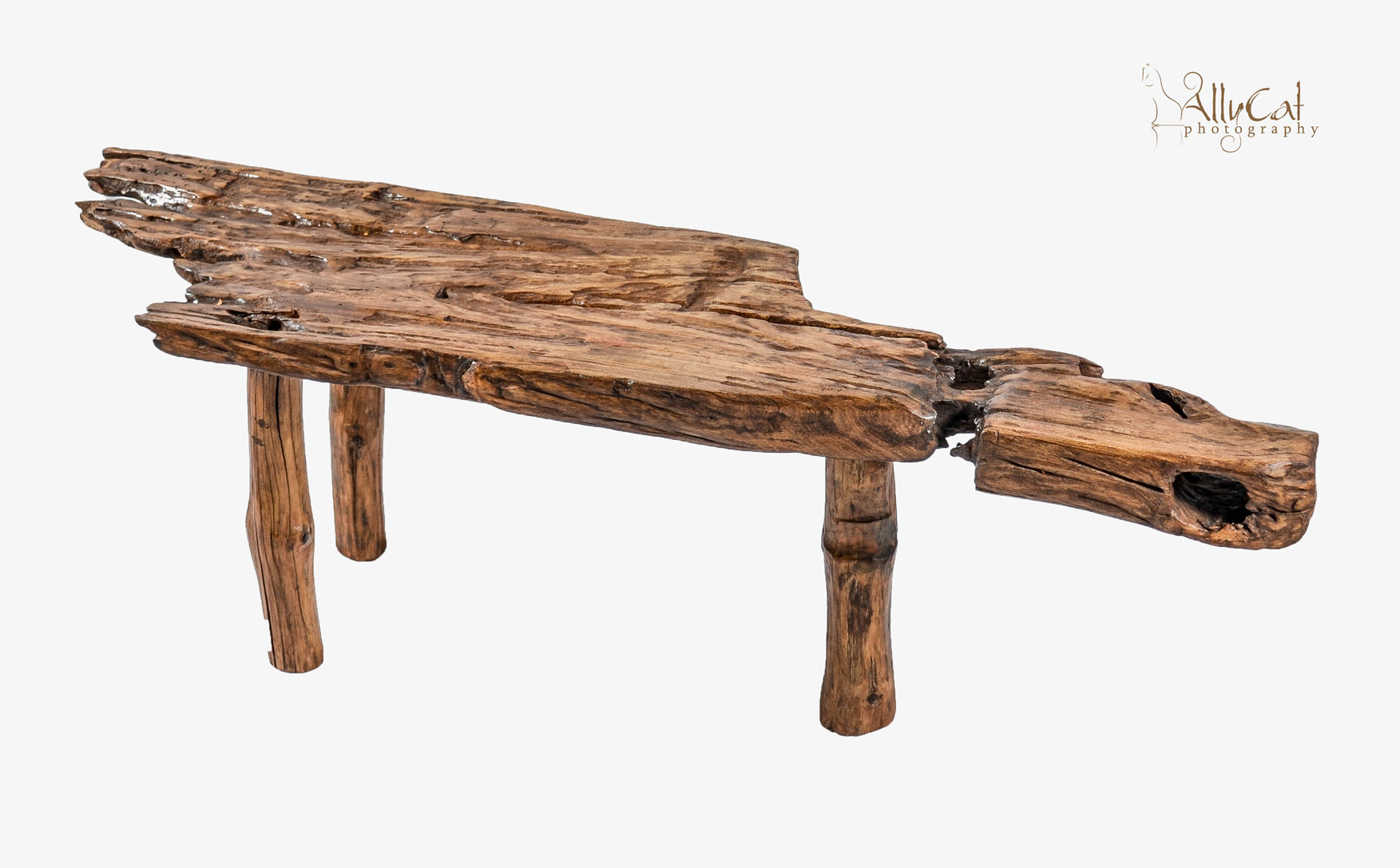 Boat Rudder Coffee Table - SOLD