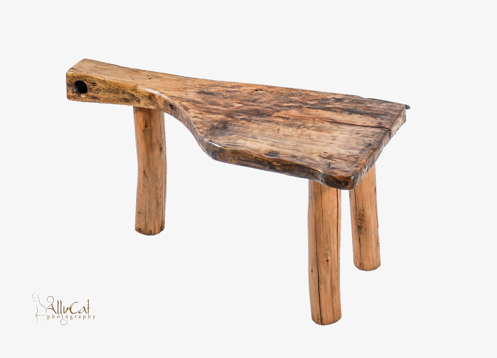 Small Rudder Side Table
